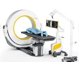 Really?  Brainlab's new intraoperative imaging robot