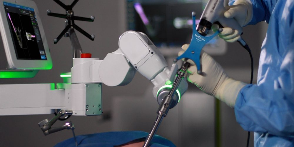 Whoops!   Mazor robots can unexpectedly detach from OR table
