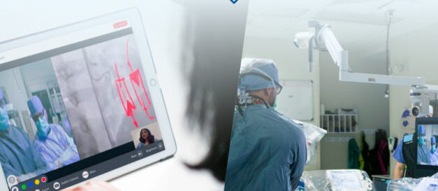 S+N partners with Avail Medsystems for remote sales support in the OR