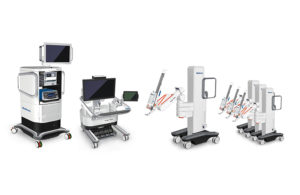 Medtronic Hugo robot-assisted surgery system